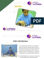 Diapositiva Protesis Dental Mkt1