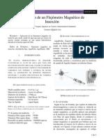 Aplicacion Flujometro Magnetico de Insercion R2 ABB