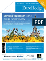EuroHedge Summit Brochure - March 2012