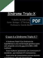 Síndrome Triplo-X