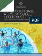 Envejecimiento Poblacional Provincia de Santa Fe
