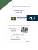 Datapath Slides Handouts