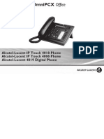 Alcatel-Lucent 4019 Digital Phone