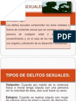 Agresion Sexual