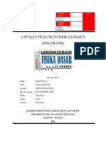 Cover Praktikum II