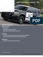 Chevrolet Tahoe Technical Manual