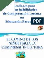 PRESENTACIÓN EDUCACION PARVULARIA