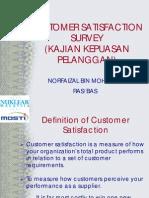 Customer Satisfaction Survey 2011