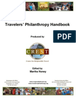 Travelers' Philanthropy Handbook by CREST (1)