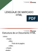 Primeros Pasos en HTML