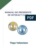 Manual Do Presidente de Interact Club
