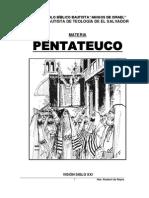 Folleto Pentateuco