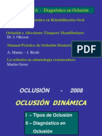 Oclusiondimamica