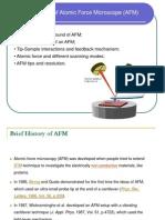 Lecture 10 AFM