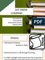 Crestlight Paper