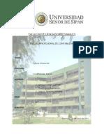 Informe de Los Humedales de Puerto Eten