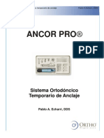 Micro Tornillos Ancor Pro