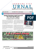 Hardware City Journal - Vol. 3 No. 6 - April 6, 2012