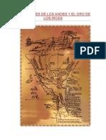 Los Tuneles de Los Andes y El Oro de Los Incas