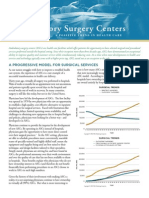 Ambulatory Surgery Centers Positive Trend Healthcare
