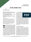 Engelke - Religion &  the Media Turn (2010)