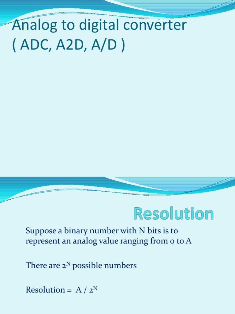 Adc 0312 Binary Coded Decimal Analog To Digital Converter Bit Bcd Circuit 8bit A D