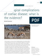 COELIAC DISEASIS