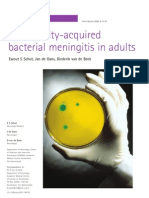 Community Acuired Bactarial Meningitis