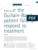 What to Do, When Gbs Pt Fails to Respond to Treatment