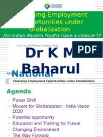 AMU Globalization Seminar - 8 April 2012 - Baharul Islam
