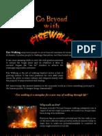 Fire Walk_Fact Sheet