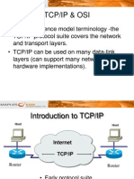 13 Tcpip and Osi