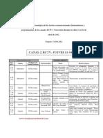 Transmisión Venevisión y RCTV del 11 Al 14 Abril 2002