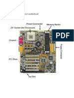 Indentify the Component of a Motherboard
