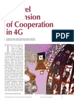 A Novel Dimension of Cooperation in 4G
