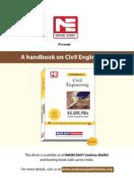 Civil Handbook Web Content