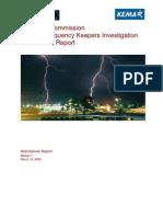 Alternatives Report