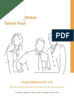 People Metrics Introduction