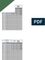 Grading Sheet Hs