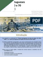 Sismos Portugueses Dos Anos 60 e 70 (1961-1980)