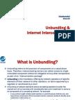 Modul 05. Unbundling and Internet Interconnection