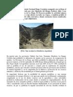 Argentina, proyecto de Ley en contra de la #Minería a cielo abierto