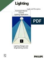 Cor-course01 Light and Perception
