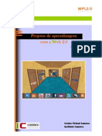 Projectos de Aprendizagem Com a Web 20