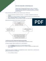 Elaborarea Unui Sistem de Evaluare a Personalului