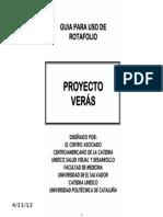 Rotafolio VERAS