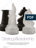 Minerich Strategy Leadership