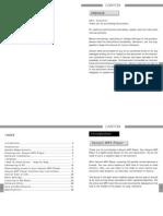 CN-MP3Sx User Manual
