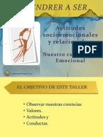 Curriculum Emocional Marzo