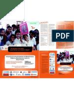 Campaña de sensibilización de Mestros, Padres y Alumnos sobre la Salud Visual